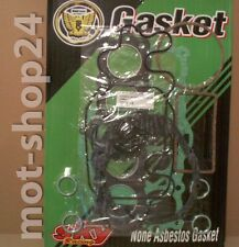 Motor agujas honda cb550 K four cb550 f supersport... Engine GASKET SET' 75-78