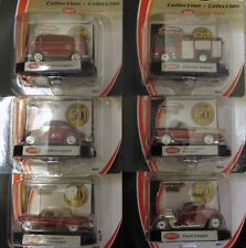 Matchbox Collectible 50th Anniversary Complete 6 Car Set from 2001 - Incl VWs