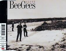 BEE GEES : ALONE / 3 TRACK-CD (POLYDOR 573527-2)