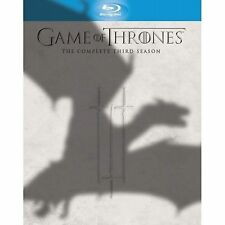 Game Of Thrones Season 3 (Blu-Ray) (C-15) HBO - IMMACULATE
