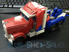 Optimus Prime ( Weaponizer ) transformer figure