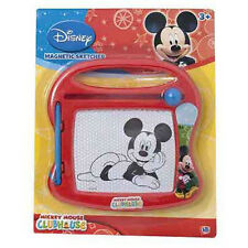 DISNEY MICKEY MOUSE CLUB HOUSE SKETCHER + PEN EDUCATIONAL TOY GIFT ETCH A SKETCH