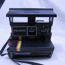Polaroid 600 OneStep Instant Camera Rainbow Stripe one step