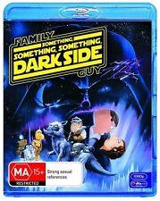 Family Guy: Something, Something, Something Dark Side Blu-ray Discs NEW