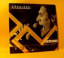 Cardsleeve Single CD Ernst Archiduc 2TR 2003 Belgian Pop RARE !