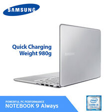 Samsung 2017 yr Notebook 9 Always 38.1cm NT900X5N-K58L Core i5 / 8GB / 256GB SSD