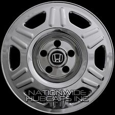 "4 CHROME 2005-06 Honda CRV 16"" Wheel Covers Rim Skins Hub Caps for Steel Wheels"