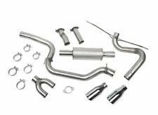 NEW ROUSH 2012 - 2015 FORD FOCUS ST AND NA HIGH FLOW CAT BACK EXHAUST KIT 421610