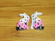 MONSTER HIGH Cupid Sweet 1600 Replacement Shoes EUC