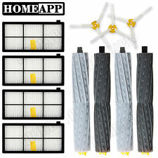 Brush Filters 3 arm side Brushes Debris Extractor for iRobot Roomba 800 870 880