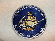 NASA NEW SEW ON NAME PATCH  (88)