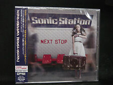 SONIC STATION Next Stop + 4 JAPAN CD Care Of Night Lionville Toto Terra Nova