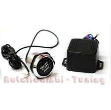 PULSANTE AVVIAMENTO UNIVERSALE FUNZIONE START BUTTON Engine Start BLU TUNING