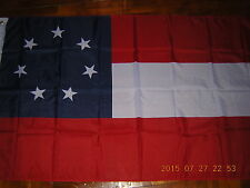 100% NEW United States US USA First 1st National 7-star Flag Ensign 3X5ft