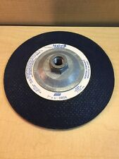 "Lot Of 10 Norzon III Grinding Saucer Maximum Operating Speed 7750 Rpm 7""x1/4"""