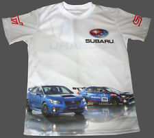 SUBARU IMPREZA WRX tuning rally racing car - All Over Sublimation Print T-Shirt