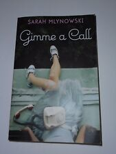 Gimme a Call paperback book by Sarah Mlynowski  *NEW*