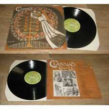 CLANNAD - Crann Ull LP ORG UK Folk Rock Celtic Label Tara NM