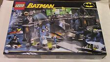 Lego The Batcave The Penguin and Mr. Freeze's Invasion Set #7783 COMPLETE Batman