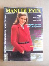 MANI DI FATA n°3 1980 con tavole  [C60]