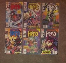Hero Warrior of the Mystic Realms Limited Series #1 - 6 Marvel Comics 1990 NM