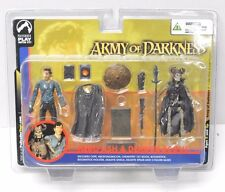 Evil Dead Army of Darkness Ash + Deadite Scout Action Figure set Palisades NIP