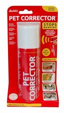 Company of Animals Pet Corrector Spray, Stops Dogs Barking, Jumping etc 200ml