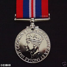 11939-45 WAR MEDAL FULL SIZE BRITISH MILITARY AWARD WW2  REPRO for NAVY ARMY