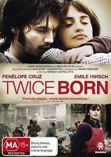 Twice Born (DVD, 2012)  Region 4