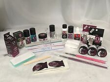 Organic Nails. Beginners Application Nail Kit. 25 Basic Products Free Shipping
