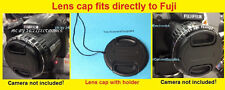 FRONT SNAP-ON LENS CAP 58mm  DIRECTLY TO FUJI S9000 S9100 S9500 S9600+HOLDER