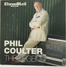 PHIL COULTER THE LEGEND PROMO CD