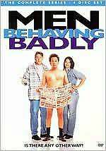 Men Behaving Badly: The Complete Series TV Show Seasons 1 2 DVD Boxed Set NEW!