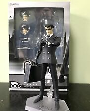 Figma 007 Roger Smith The Big O Max Factory Action Figure