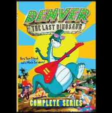 Denver the Last Dinosaur complete DVD set 2015 BNIB