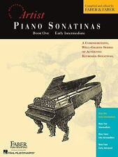 Piano Sonatinas - Book One: Developing Artist Original Keyboard Classics (The D