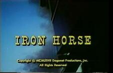 IRON HORSE COMPLETE SERIES ON DVD DALE ROBERTSON TV WESTERN