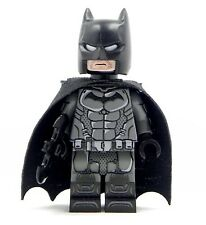 Lego DC Super Hero Arkham Origins Batman Custom Minifigure- 1pcs