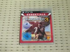 Uncharted 3 Drake´s Deception für Playstation 3 PS3 PS 3 *OVP* E