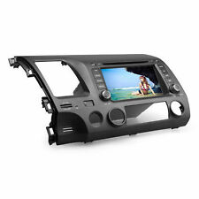 Multimedia 2DIN Car Radio DVD GPS e for Honda CIVIC 2006 2007 2008 2009+Camera