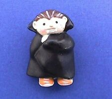 BUY1&GET1@50%~Fun World PIN Halloween VAMPIRE Boy DRACULA Cape COSTUME Vtg