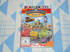 Chuggington 02 - Trainingsstunde mit Super-Lok und andere Episoden  NEU OVP