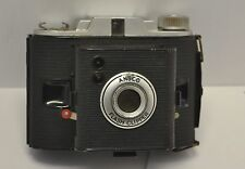 Vintage 40's Black Ansco Flash Clipper 616 Size Film Camera Made in USA
