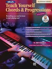 Teach Yourself: Teach Yourself Chords and Progressions at the Keyboard by...