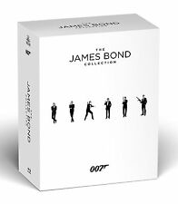The James Bond Collection (Blu-ray Disc, 2015) Brand New - Sealed