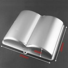 New Book-Shaped Cake Pan Tin Mold Bakeware Tool Fondant Biscuit DIY Cooking