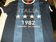 FIFA World Cup Italy soccer shirt by Puma M
