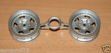Tamiya 58132 Pajero/Prerunner/F-150, 0445516/10445516 Wheels (1 Pair), NEW