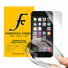 Forefront Cases® HD Tempered Glass Screen Protector Shield for Apple iPhone 6S