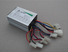 36V 800W Speed Controller Box Electric e Bikes Mopeds Go Karts Scooters Brushed